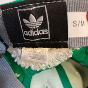 adidas Accessories - adidas | Fighting Irish Flexfit Cap | Size S/M
